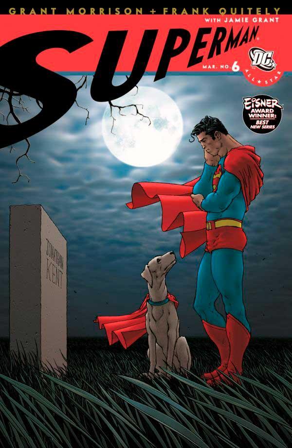 DC comics, комікси дс, комікс українською дс, All-Star Superman