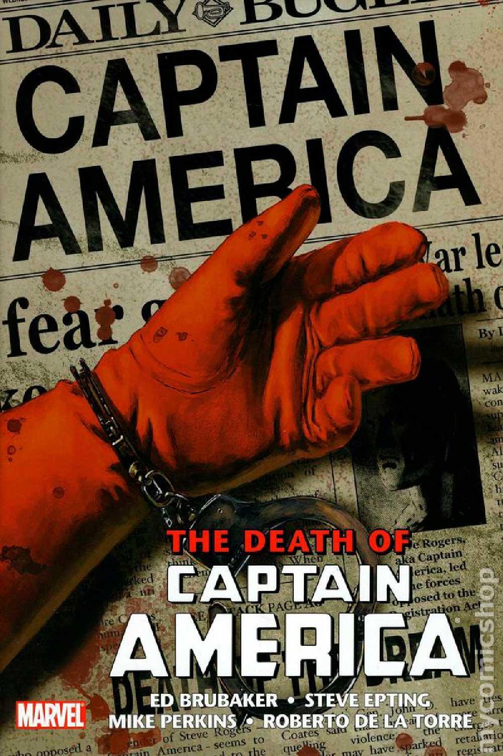 Marvel Comics, Captain America vol 5, комікси на українській, комікси марвел