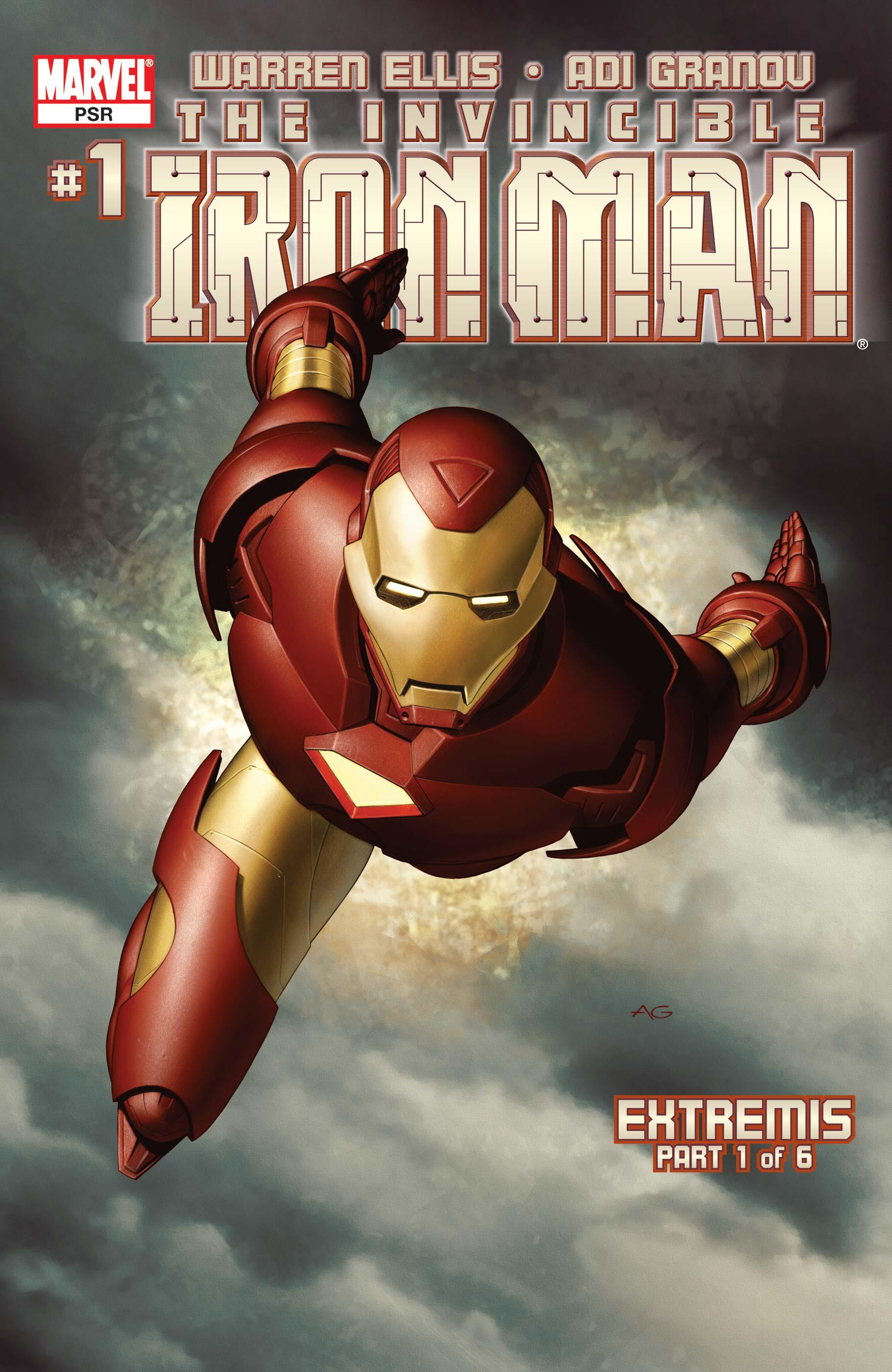 Marvel Comics,Iron Man: Extremis, комікси на українській, комікси марвел