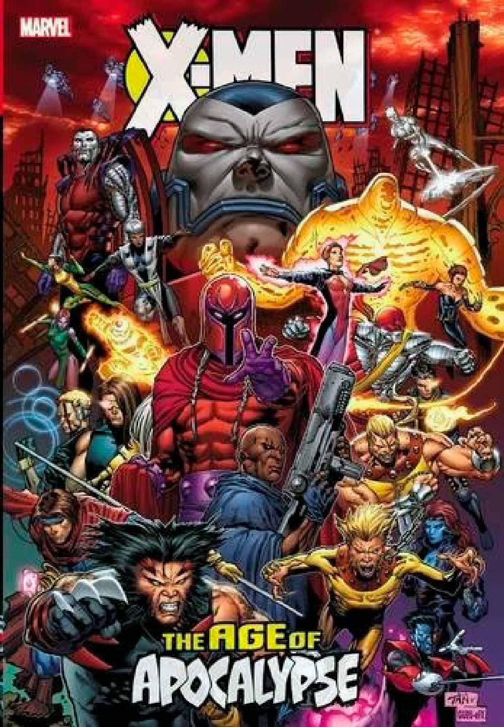 Marvel Comics,X-Men Age of Apocalypse, комікси на українській, комікси марвел