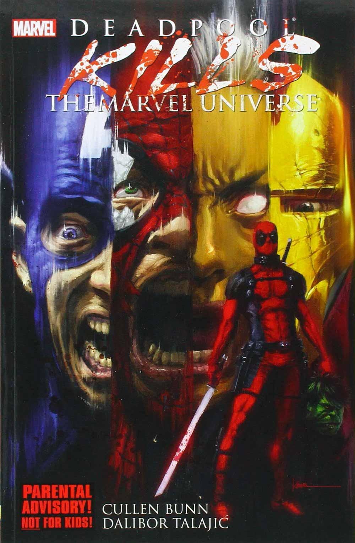Marvel Comics,Deadpool Kills, комікси на українській, комікси марвел