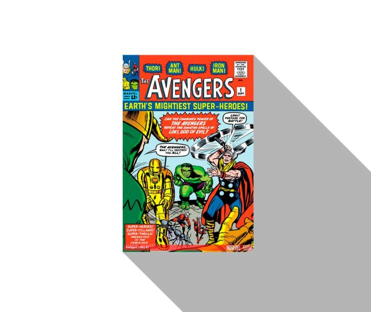The avengers vol 1, комікси українською, месникик комікси