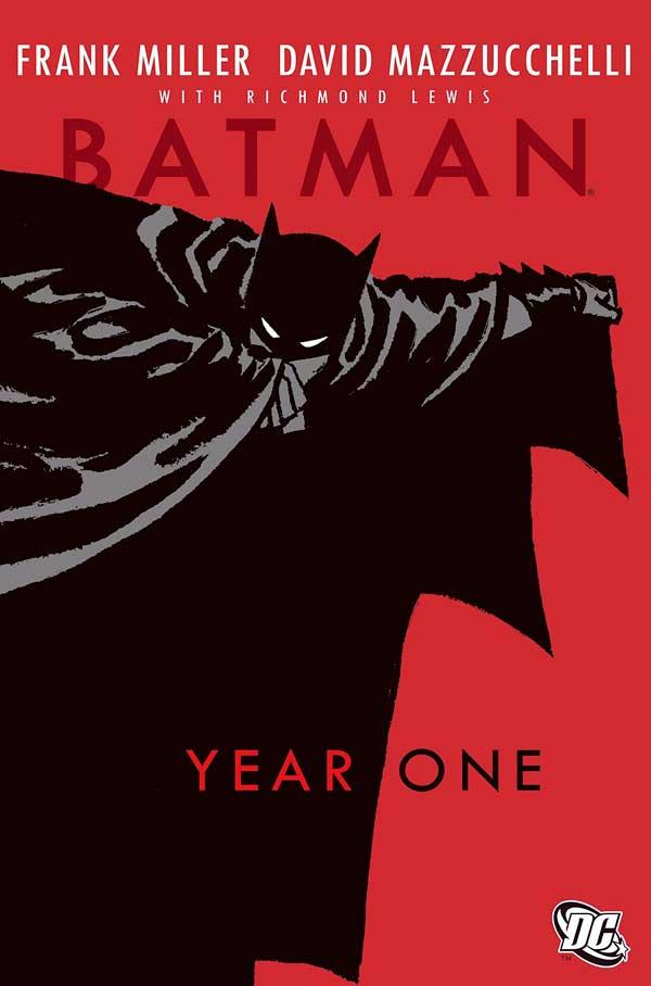 Комікси Бетмен Рік Перший, Темний лицар, Batman Year On