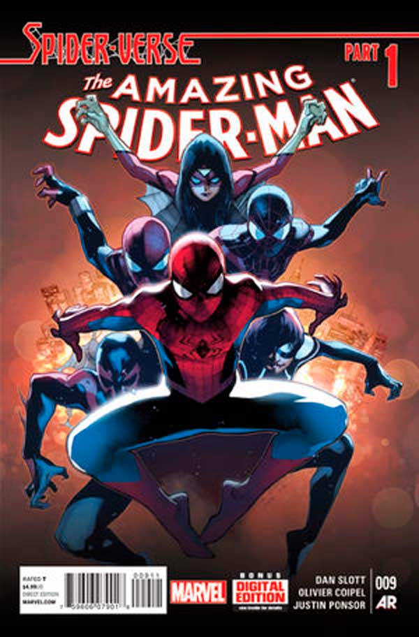 Amazing Spider-Man Vol 3 #9, людина-павук, человек паук комиксы