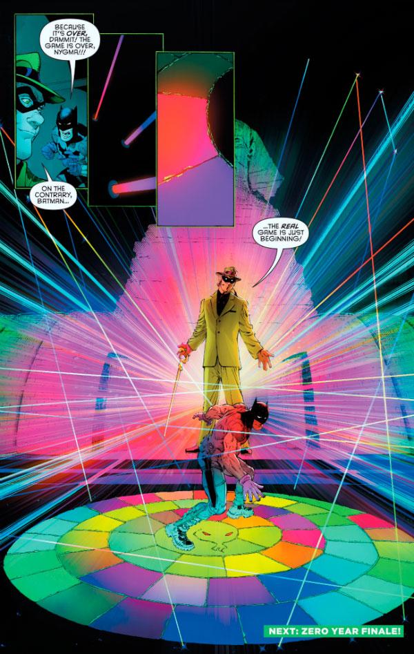 Batman: Zero Year Scott Snyder, Бетмен Нульовий Рік New 52