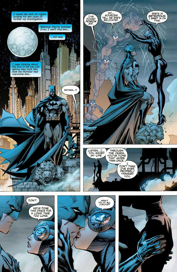 Batman: Hush, Бетмен Цить, Бетмен Тихо комикс