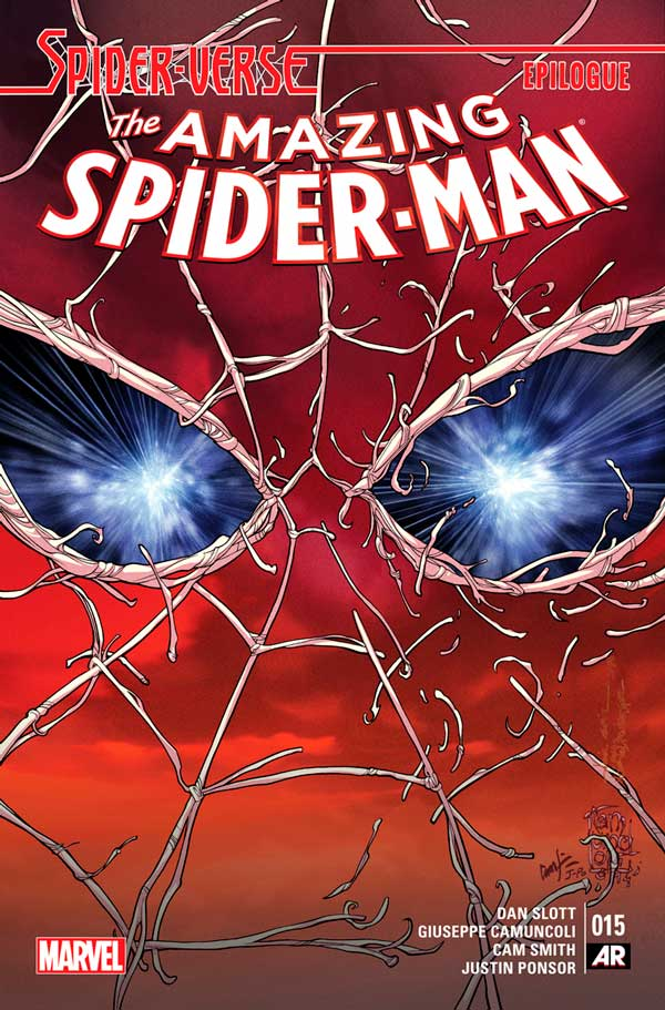 Amazing Spider-Man Vol 3 #15, людина-павук, комиксы про человека-паука