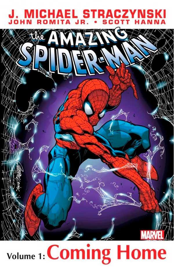 Spider-man: Coming Home, Людина-павук комікси, комікси українською