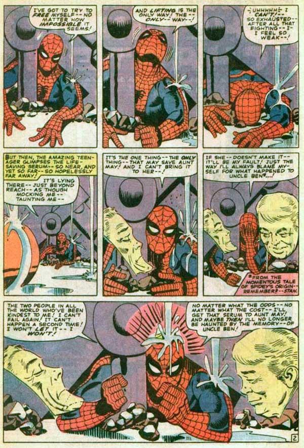 If This Be My Destiny…! Spider Man, людина-павук, комікси спайдер мен