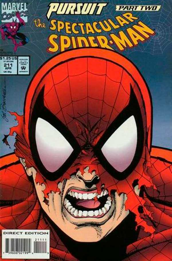 The Spectacular Spider-Man Best of Enemies, людина павук, комікси спайдер мен