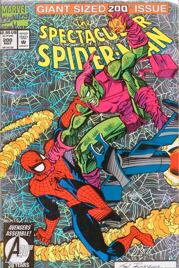 The Spectacular Spider-Man Best of Enemies, человек-паук, комікси про людину-павука