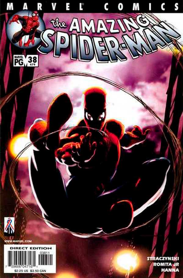 The Amazing Spider-Man #38 - The Conversation, людина-павук, человек-паук комиксы