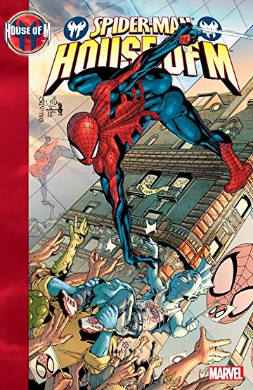 House-of-M-Spider-Man #1, День М Человек- паук комиксы