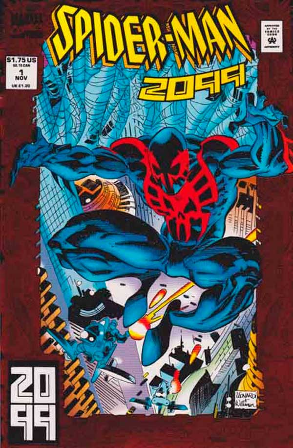 Spider-Man 2099 Origin