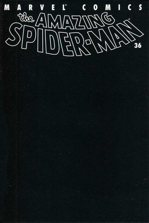 Amazing Spider-Man Vol 2 #36, людина павук, комікси спайдер мен