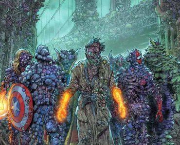 Contagion, Ed Brisson, комікси Marvel, протистояння