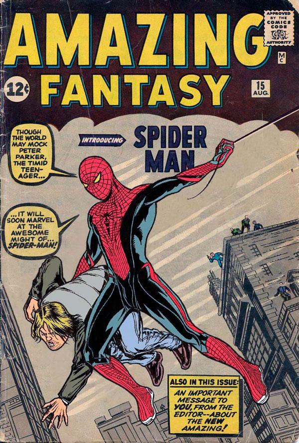 Людина павук комікси, комікси українською про Людину Павука