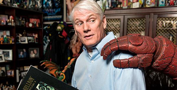 Mike Richardson dark horse, комікси дарк хорс