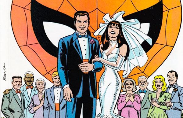 комікси про людину павука, комиксы человек паук