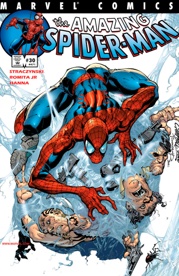 The Amazing Spider-Man vol. 2 #30, комікси про Людину Павука, Людина Павук комікси