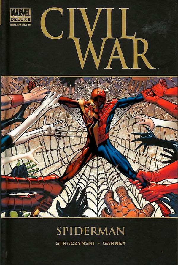 Civil War comics, комикс Гражданская война Марвел, Громадянська війна (комікс)