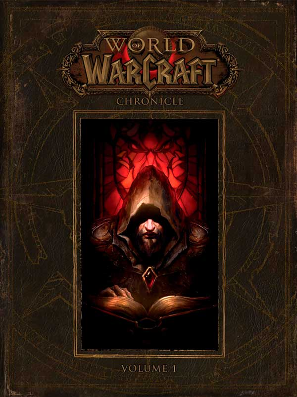 World of Warcraft: Chronicle Volume 1, комікси дарк хорс, dark horse comics