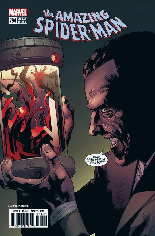 The Amazing Spider-man #794, комікси про людину павука, комікси на українській