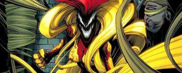 Scream Symbiote, Крик, Донна Дієго, Venom, комікси Марвел