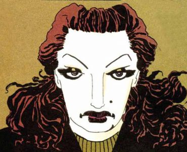 Софія Фальконе, комікси про Бетмена, Sofia Falcone Gigante