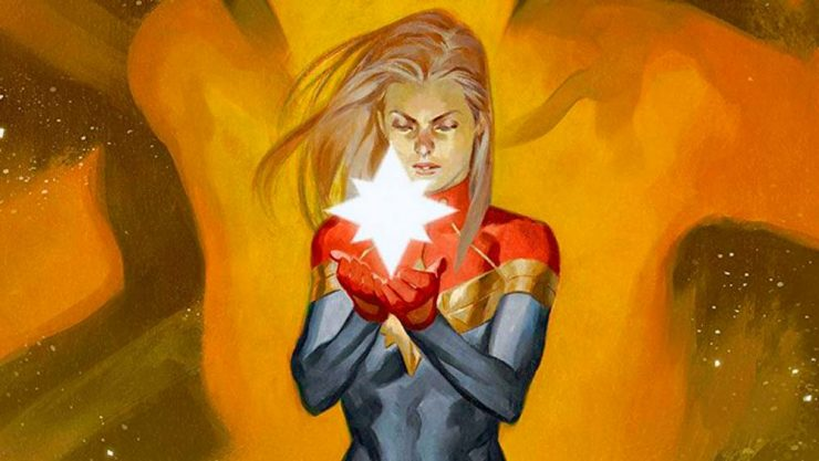 капітан марвел комікси, керол денверс, captain marvel