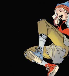 Harley Quinn: Breaking Glass, комікси Харлі Квін, комікси ДС