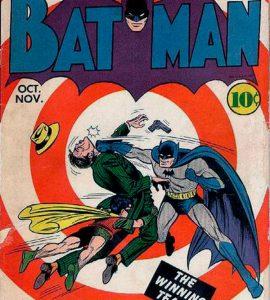 Batman #7 - The Winning Team, комікси про бетмена, читати комікси Темний Лицар