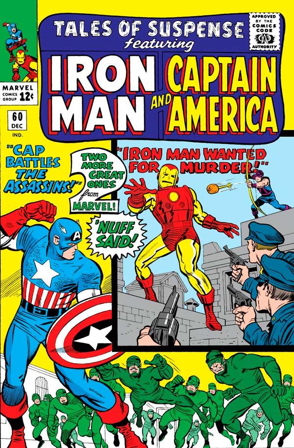 Tales of Suspense #60, Hawkeye, комікси Соколине Око, Соколиный Глаз Марвел
