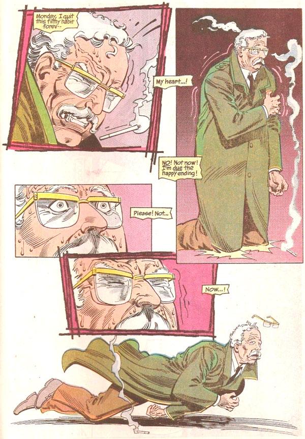 Джим Гордон, комікси про Бетмена, комісар Джеймс Гордон, James Gordon