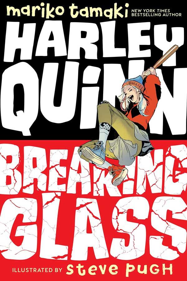 Гарлі Квін: Розбите Скло, Harley Quinn: Breaking Glass, комікси Харлі Квін, комікси ДС