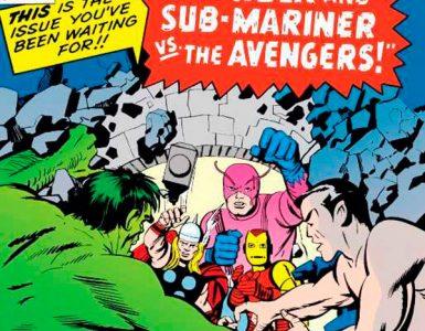 комікси про Месників, the-avengers-3-vol-1, месники комікс