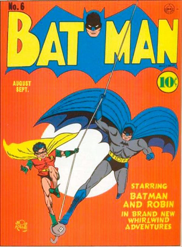 Batman #6 - Murder on Parole, комікси бетмен і робін, комікси від дс бетмен