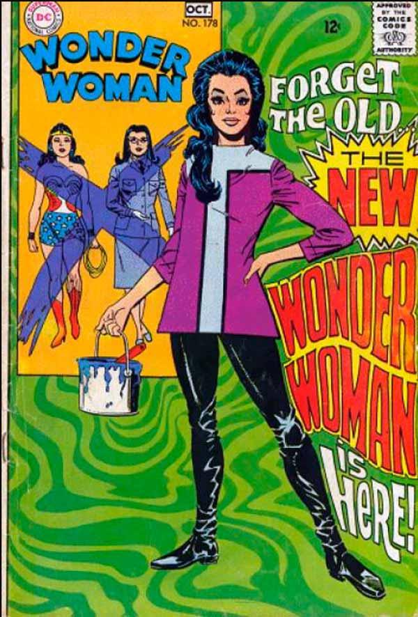 Чудо-жінка, Wonder Woman, комікси ДС, комікси Чудо-жінка