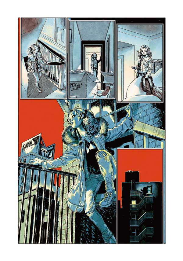 Harley Quinn: Breaking Glass, комікси Харлі Квін, комікси ДС, Гарлі Квін: Розбите Скло