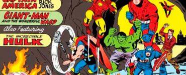 комікси про Месників, the-avengers-5-vol-1, месники комікс