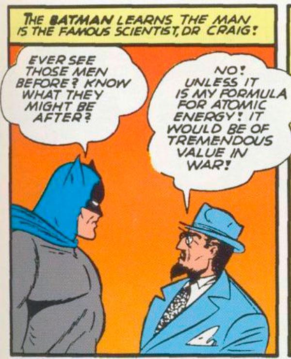Batman #3 - Adventures of the Batman and Robin, комікси про Бетмена, Бетмен комікси