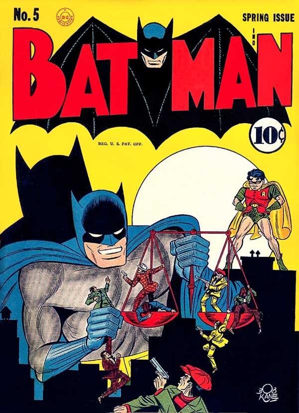 Batman #5 - The Riddle of the Missing Card, комікси про бетмена українсько. мовою, Темний лицар комікси