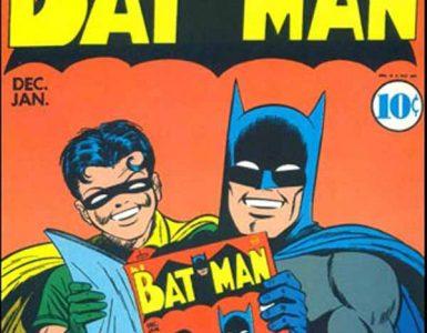 Batman #8 The Superstition Murderers, комікси про бетмена, читати комікси бетмен