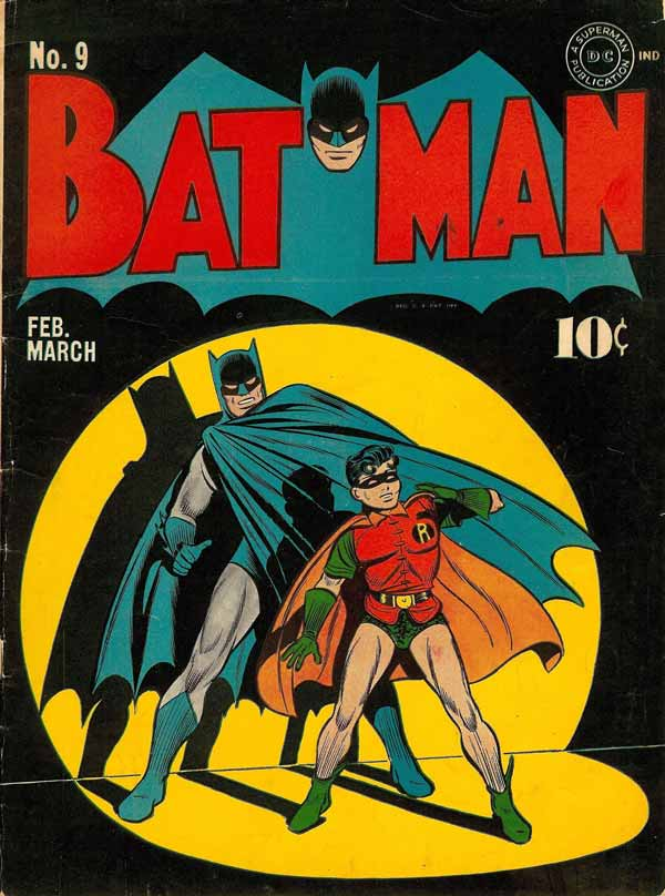 batman 9 vol 1, комікси про бетмена, читати комікси бетмен