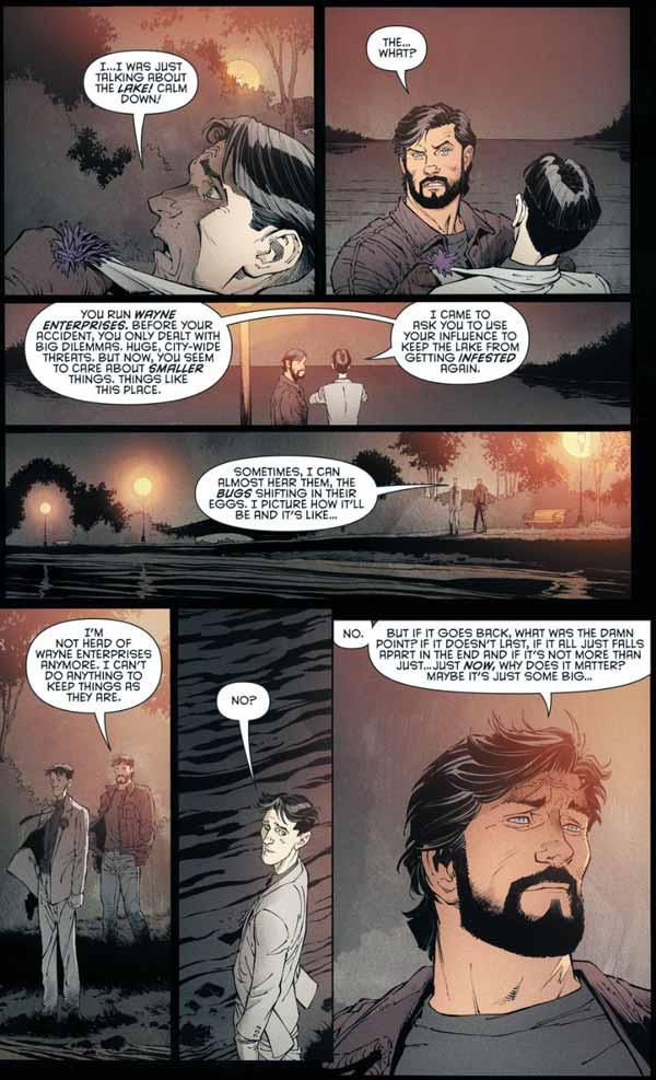 Batman #48, amnesic Batman, комікси про бетмена українською