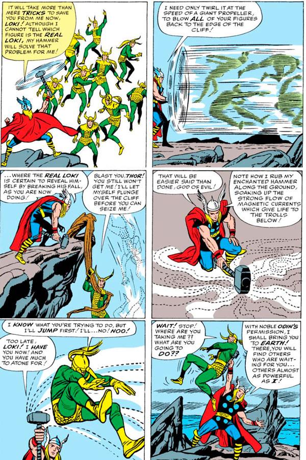The Avengers #1 – The Coming of the Avengers, комікси про Месників українською