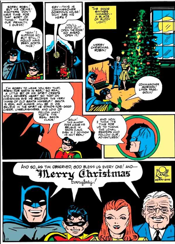 Batman #9 - The Four Fates, комікси про бетмена, читати комікси бетмен