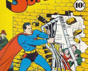 Superman #5, комікси про супермена, перший випуск коміксів про супермена