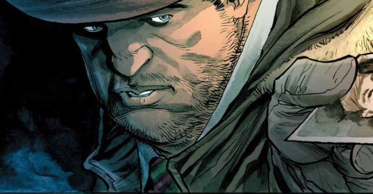 Гарві Буллок, DC comics, комікси українською