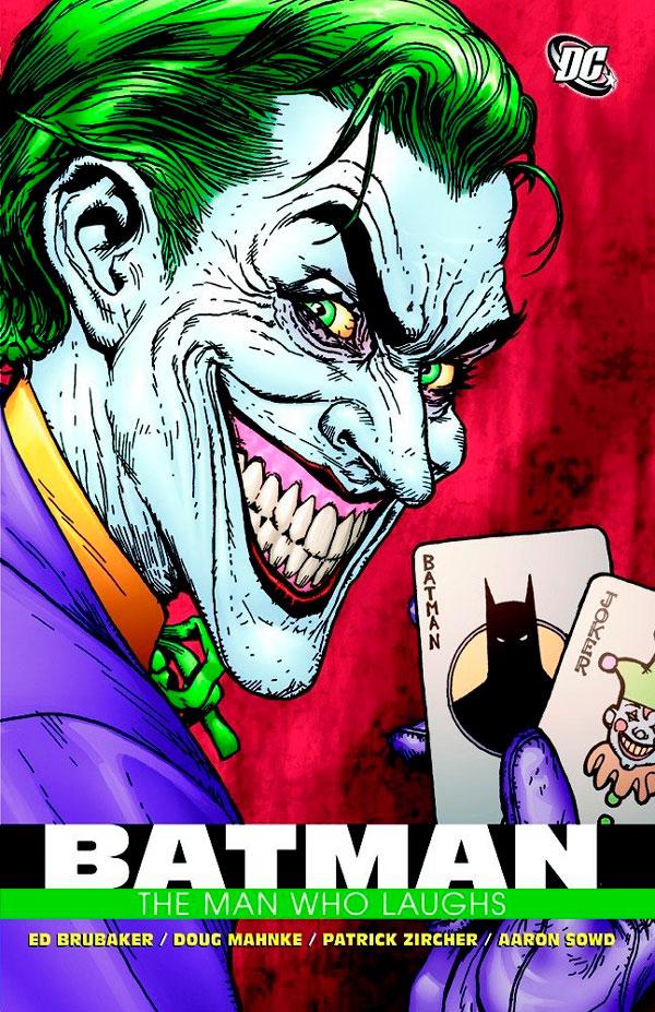 Batman: The Man Who Laughs, DC comics, комікси дс, комікс українською дс,